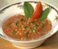 Soupe tomate maca image